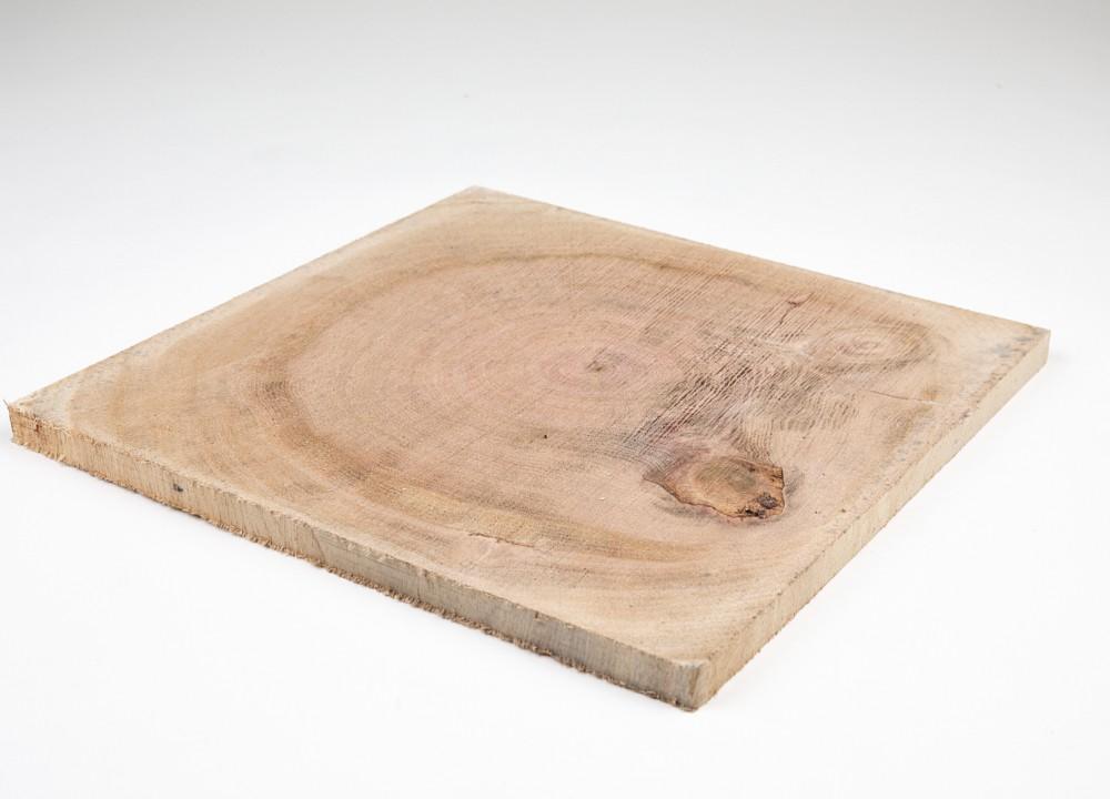 Plaster drewna dębowy 420x420x23