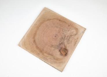 Plaster z drewna dębowego