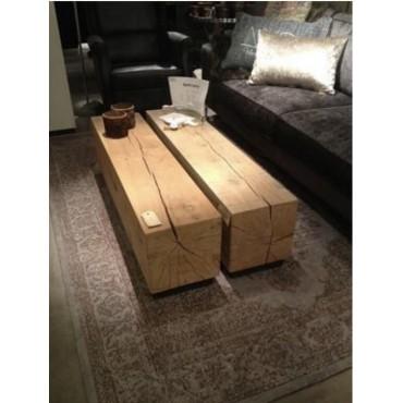 Ława drewniana do salonu